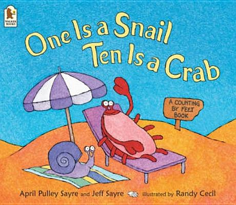 One Is a Snail, Ten Is a Crab Cover Image