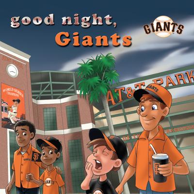 Good Night, Giants Cover Image