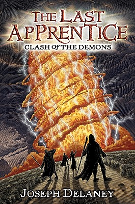 Clash of the Demons Cover