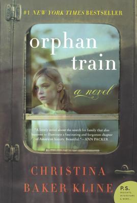 Orphan Train: Novel Cover Image