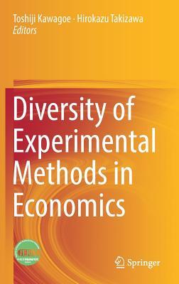 Diversity of Experimental Methods in Economics Cover Image