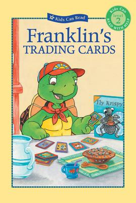 Franklin's Trading Cards (Kids Can Read) Cover Image
