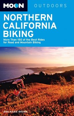 Cover for Moon Northern California Biking