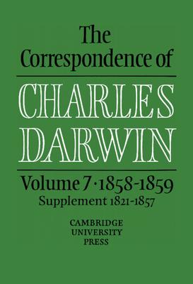 Correspondence of Charles Darwin v7 Cover Image