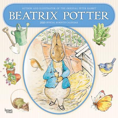 Beatrix Potter 2020 Square Cover Image