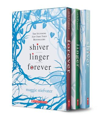 Shiver Trilogy Boxset (Shiver, Linger, Forever) Cover