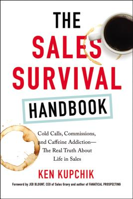 Cover for The Sales Survival Handbook