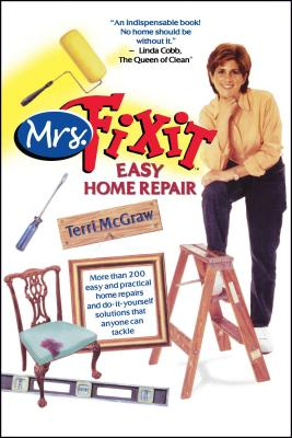 Mrs. Fixit Easy Home Repair Cover Image