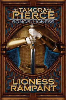 Cover for Lioness Rampant (Song of the Lioness #4)