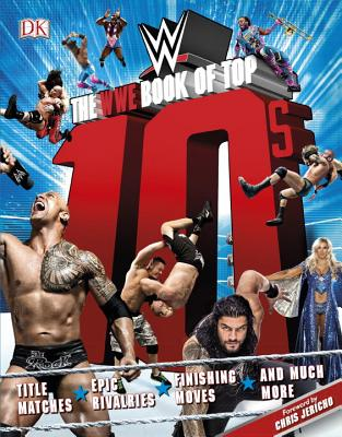 The WWE Book of Top 10s Cover Image