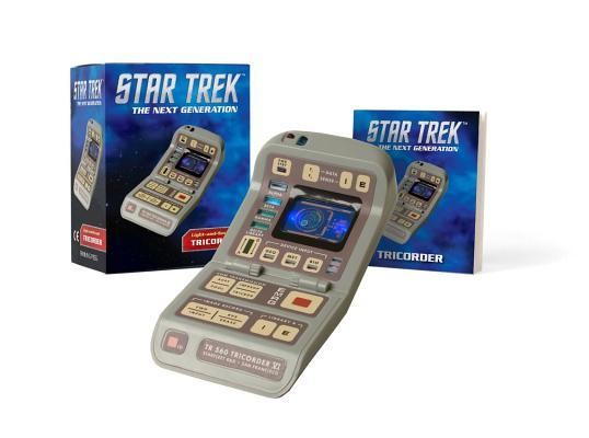Star Trek: Light-and-Sound Tricorder (RP Minis) Cover Image