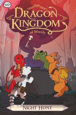 Night Hunt (Dragon Kingdom of Wrenly #3) Cover Image