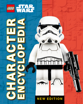 LEGO Star Wars Character Encyclopedia New Edition  (Library Edition) Cover Image