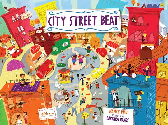 City Street Beat Cover
