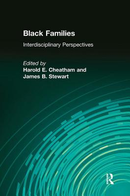 Black Families: Interdisciplinary Perspectives Cover Image