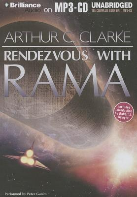 Rendezvous with Rama Cover Image