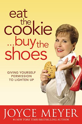 Eat the Cookie...Buy the Shoes Cover