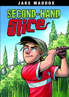 Secondhand Slice (Jake Maddox Sports Stories) Cover Image