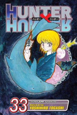 Hunter x Hunter, Vol. 33 Cover Image