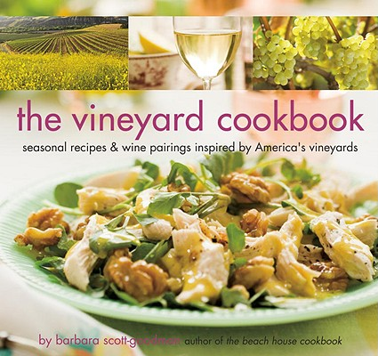 The Vineyard Cookbook Cover