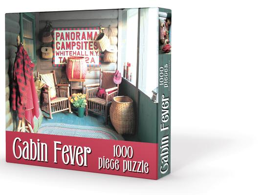 Cabin Fever Puzzle Cover Image
