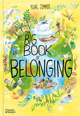 The Big Book of Belonging (The Big Book Series) Cover Image