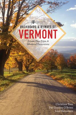Backroads & Byways of Vermont Cover Image