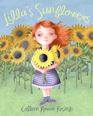 Lilla's Sunflowers Cover