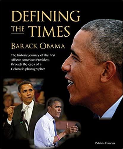 DEFINING THE TIMES: BARACK OBAMA Cover Image
