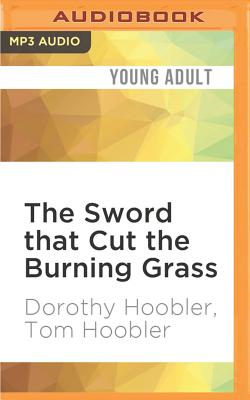 The Sword That Cut the Burning Grass (Samurai Detective #4) Cover Image