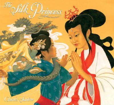 The Silk Princess Cover