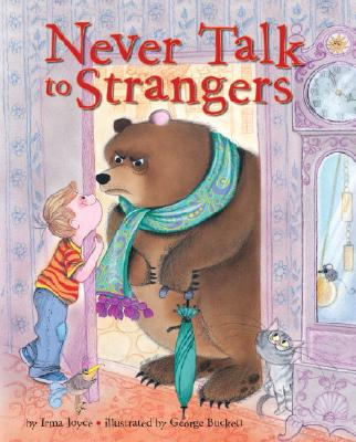 Never Talk to Strangers Cover Image