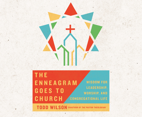 Cover for The Enneagram Goes to Church