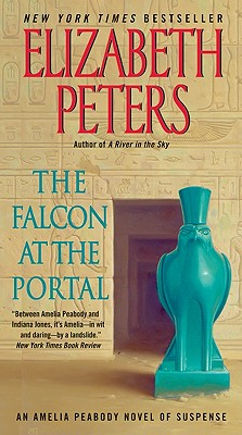 The Falcon at the Portal Cover Image