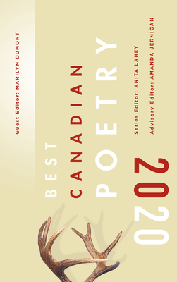 Best Canadian Poetry 2020 Cover Image