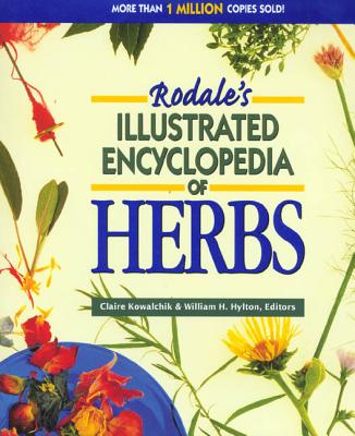 Cover for Rodale's Illustrated Encyclopedia of Herbs
