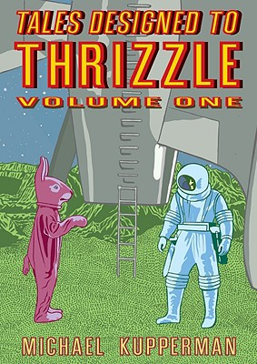 Cover for Tales Designed to Thrizzle, Volume 1