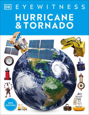 Hurricane and Tornado (DK Eyewitness) Cover Image