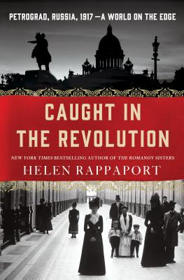 Caught in the Revolution cover image