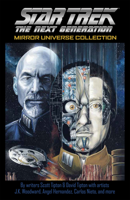 Star Trek: The Next Generation: Mirror Universe Collection (Star Trek The Next Generation) Cover Image