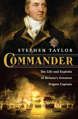 Commander Cover