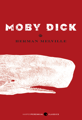 Moby Dick (Harper Perennial Deluxe Editions) Cover Image