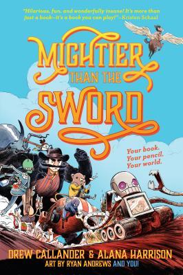 Mightier Than the Sword #1 Cover Image
