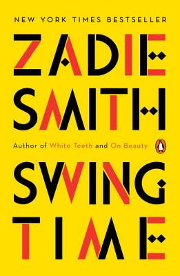 Swing Time: A Novel Cover Image