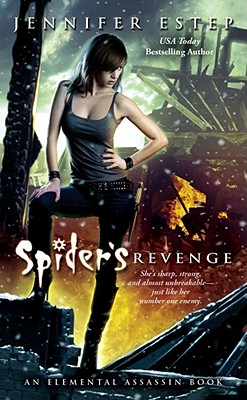 Spider's Revenge (Elemental Assassin #5) Cover Image