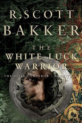 The White Luck Warrior Cover