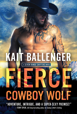 Fierce Cowboy Wolf Cover Image