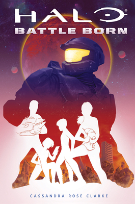 HALO: Battle Born (Battle Born: A Halo Young Adult Novel Series #1) Cover Image