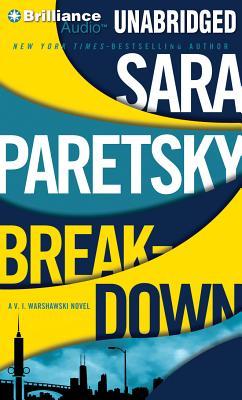 Breakdown (V.I. Warshawski Novels #15) Cover Image