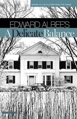A Delicate Balance: Broadway Edition Cover Image